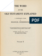 Em Swedenborg THE WORD EXPLAINED Volume II GENESIS Chapters XXIX XXXIV Numbers 542 1649 ANC Bryn Athyn PA 1929