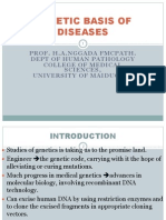 Genetics, Genetic Disorders and Malformations