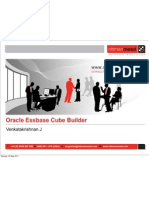 Venkat Essbase Cube Builder