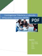 Contingencias Tributarias y Laborales