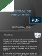 Control de Proyecto de Software