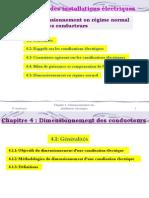 CIE 4 Dimensionnement 2012