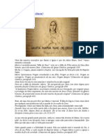 Os católicos adoram Maria