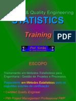 1. Black Belt & Quality Engineering Statistics