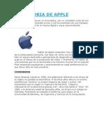 La Historia de Apple 01