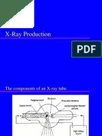 x Ray Production