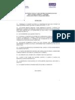 Prova Objetiva - 8º Concurso - Procurador do Estado de Goias
