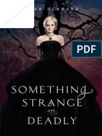 Something Strange and Deadly by Susan Dennard