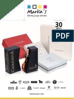 Catalogue Markas 2012