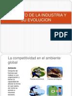 Análisis del Ambiente Competitivo