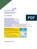 Grade 5 Mathematics Sample Worksheet