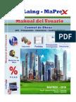 Manual Uso Maprex Datalaing 2010