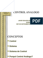 Introduccion Control Analogo