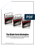 Blade Forex Strategies