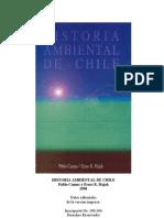 Historia Ambiental de Chile Pablo Camus