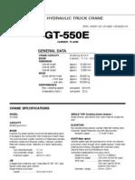 7 55T GT550e Tadano