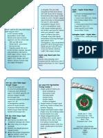 Leaflet HIV Danu