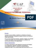 Ayuda 1.1 - Proceso integral de la administración de personal