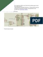 Code mẫu PIC - Giao Tiếp I2C Với IC Thời gian thực DS1307 _ Điện Tử