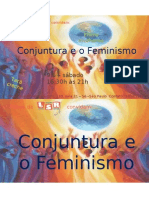 Conjuntura e o Feminismo