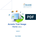 Acronis True Image Home Manual