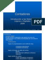 Tema 5 Contadores 2009