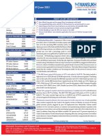 Go Ahead for Equity Morning Note 05 June 2012-Mansukh Investment and Trading Solution