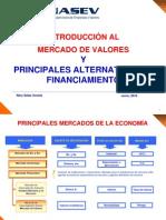 El Mercado de Valores Como Fuente de Financiamiento