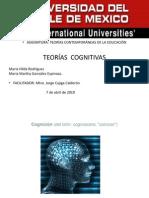 Teoria Cognitiva. Exposicion Final Ok2