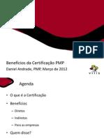 Beneficios de Ser PMP