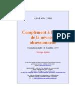 Alfred Adler - Complement Nevrose
