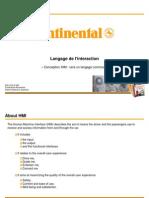 HMI Common Language Xs