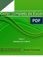 Tema 1 Excel