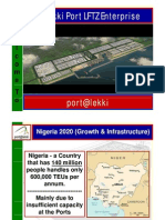 Port Lekki Master Presentation