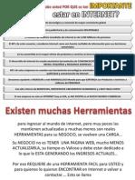 Brochure Amarillas Internet