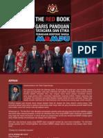 The Red Book; Garis Panduan Tatacara dan Etika Pemakaian Korporat Warga Mampu