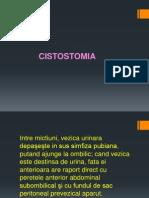 CISTOSTOMIA