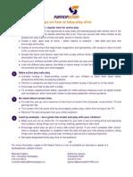 Ahkc 2012-Participaction Tips Sheet-final