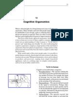 Cognitive Ergonomics Basics