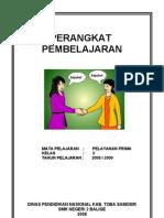 Perangkat Pembelajaran p. Prima