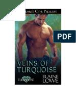 [Turquoise 3] - Lowe, Elaine - Veins of Turquoise