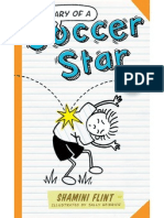 Diary of a Soccer Star (excerpt)