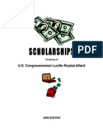 Scholarship Directory
