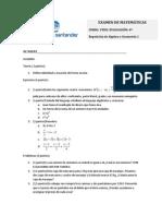 Algebra Geometria