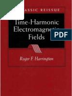 Time Harmonic - Electromagnetic-Fields - Roger F. Harrington