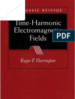 Time Harmonic - Electromagnetic-Fields - Roger F. Harrington