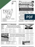 Versión impresa del periódico El mexiquense 5 junio 2012