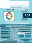 Infographics of Growth Strategy of Pakistan