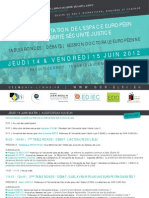 Programme Gdr Elsj Lyon 14 Et 15 Juin 20122