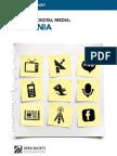 OSF Media Report Albania 02-17-2012 Final WEB